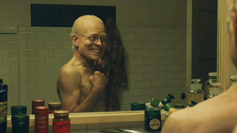 Benjamin Button Special Effects Guru On Creating a Human Face