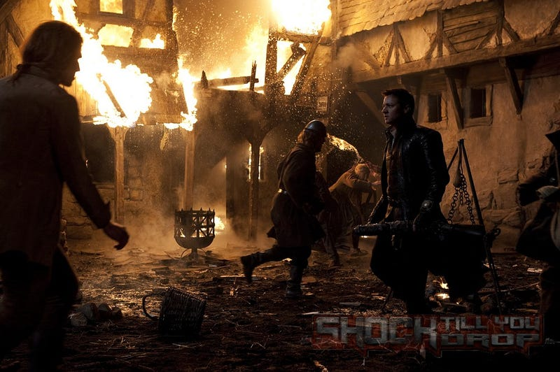 Illustration for article titled Hansel and Gretel: Witch Hunters photos