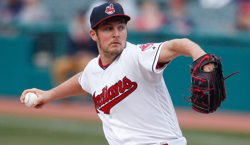 Illustration for article titled Trevor Bauer, Lover Of Logic And Facts, Casually Suggests Astros Are Doctoring Pitches [Update]