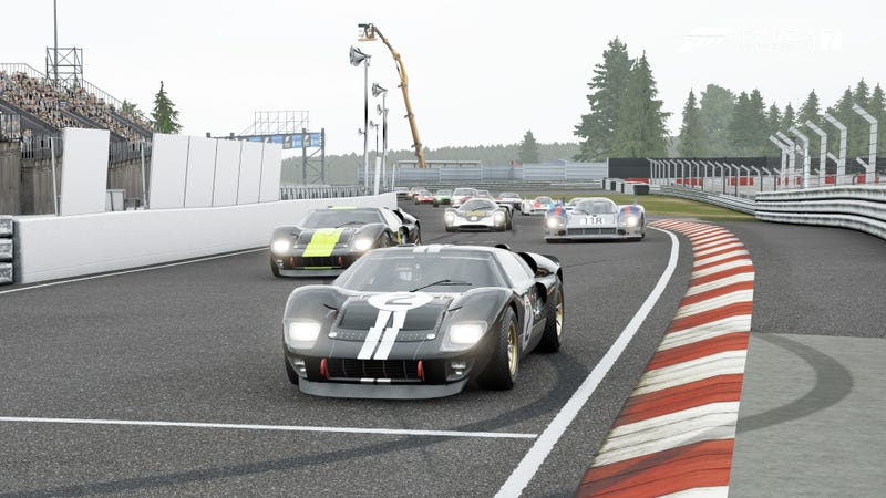 Illustration for article titled The Oppositelock Forza 7 Endurance Championship, Round 7: Results + Replay