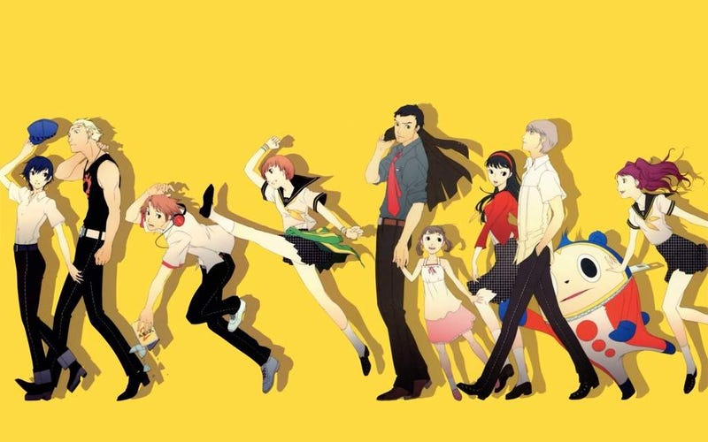 Illustration for article titled Persona 4's Friendships Defined Its Story: Character Profiles