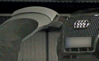 Illustration for article titled Audi A7 SportsAssCrossHatchTour Gets Naked, Opens Huge Rear End