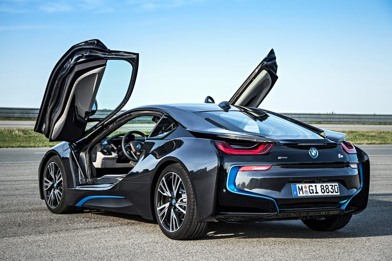 Illustration for article titled I have an i8 for the day - AMA