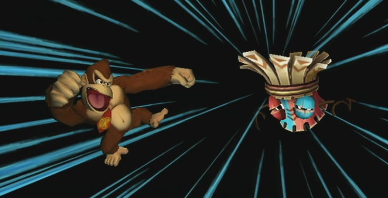 Illustration for article titled Donkey Kong Country Returns In This E3 Trailer