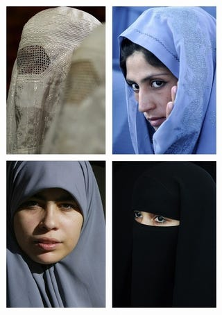 Illustration for article titled Woman's Murder Raises Stakes In Headscarf Debate