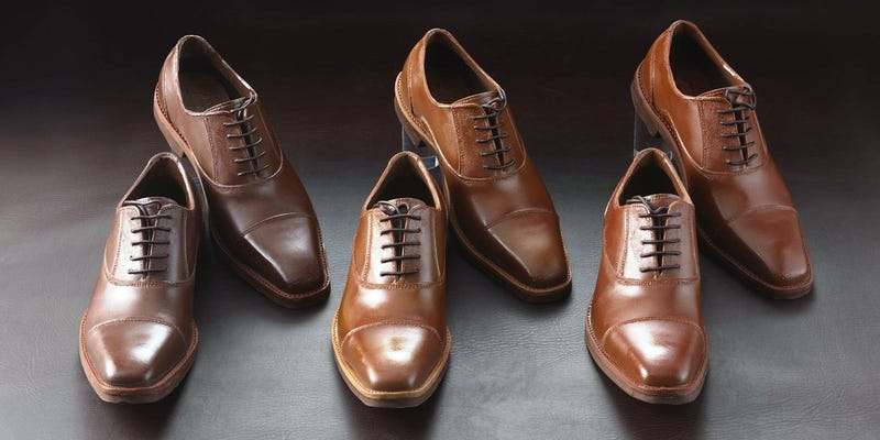 Edible Chocolate Mens Shoes