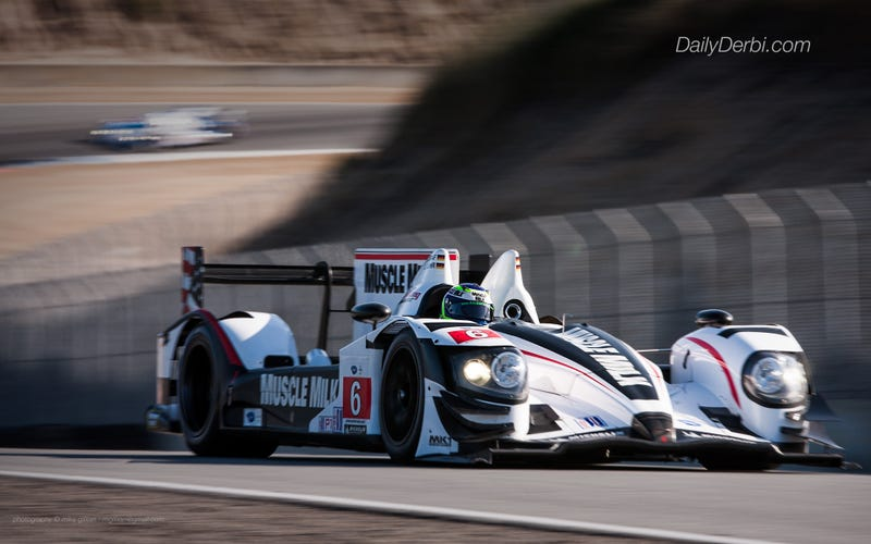 Illustration for article titled Tudor United Sportscar Championship loses another team