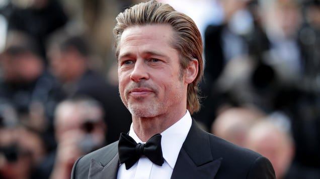 "Brad Pitt orders ""Straight Pride"" parade organizers to cease the use of his image"