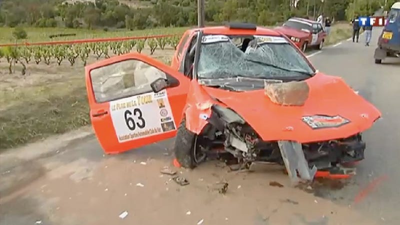 Illustration for article titled What Really Caused The Deadly French Rally Crash