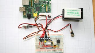 Add Your Own Battery Backup System to a Raspberry Pi