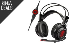 This $33 Headset Features Virtual 7.1 Surround Sound