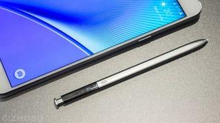 Illustration for article titled Las 4 cosas más importantes que necesitas saber del nuevo Samsung Galaxy Note 5