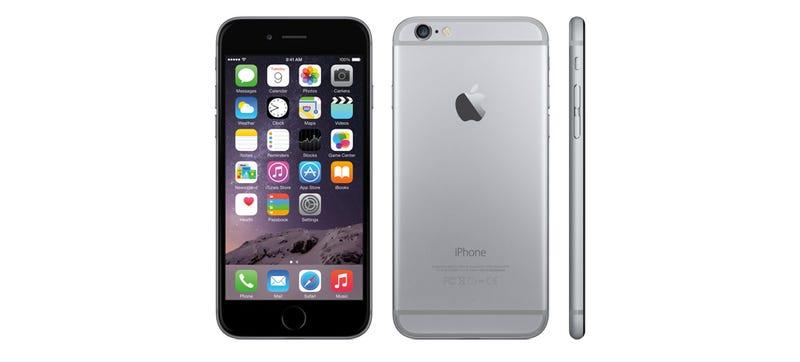 Illustration for article titled El iPhone 6 y iPhone 6 Plus, ya listos para reserva en EE.UU.