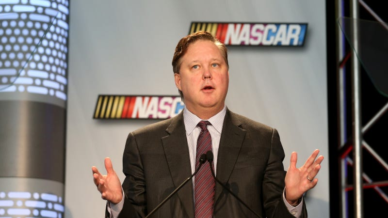 Illustration for article titled NASCAR Still Won't Listen To Any Criticism From Its Own Drivers