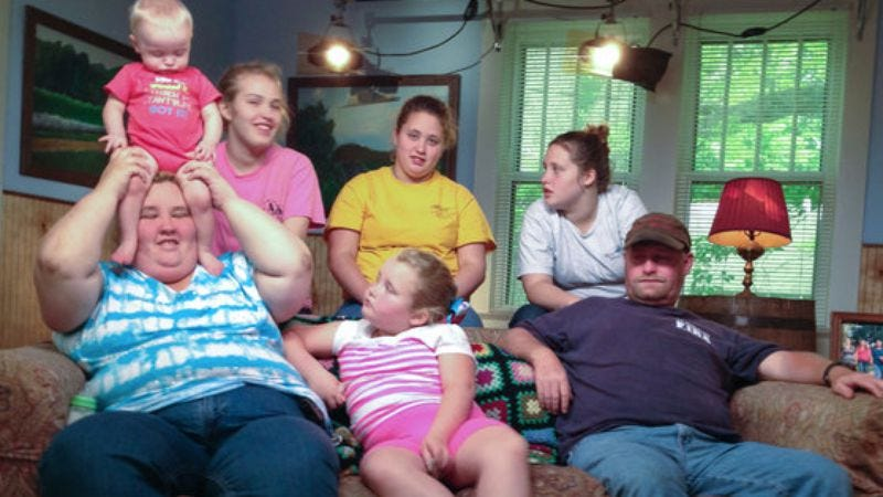 Illustration for article titled TLC draws the line at child molestation, cancels Honey Boo Boo