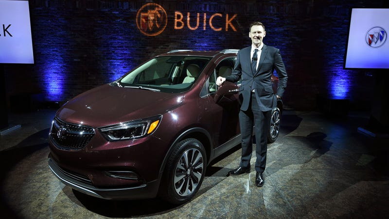 Illustration for article titled Buick Introduces New Self-Buying Car