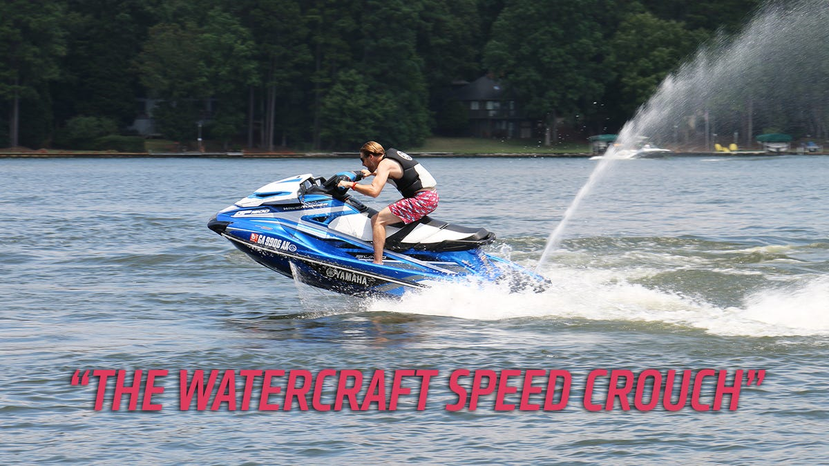 Kawasaki jet ski water hook up