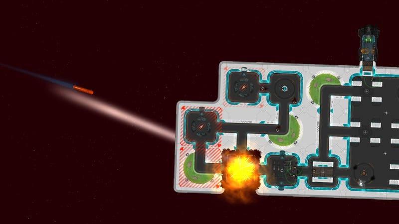 Heat Signature Is A Thrilling Game About Spaceship Heists - Spaceship design game