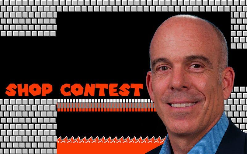 Illustration for article titled Kotaku 'Shop Contest: Bowser's Big Interview
