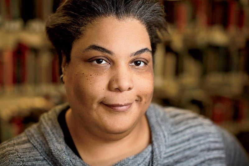 Illustration for article titled Roxane Gay Fangirling and other people you love OT