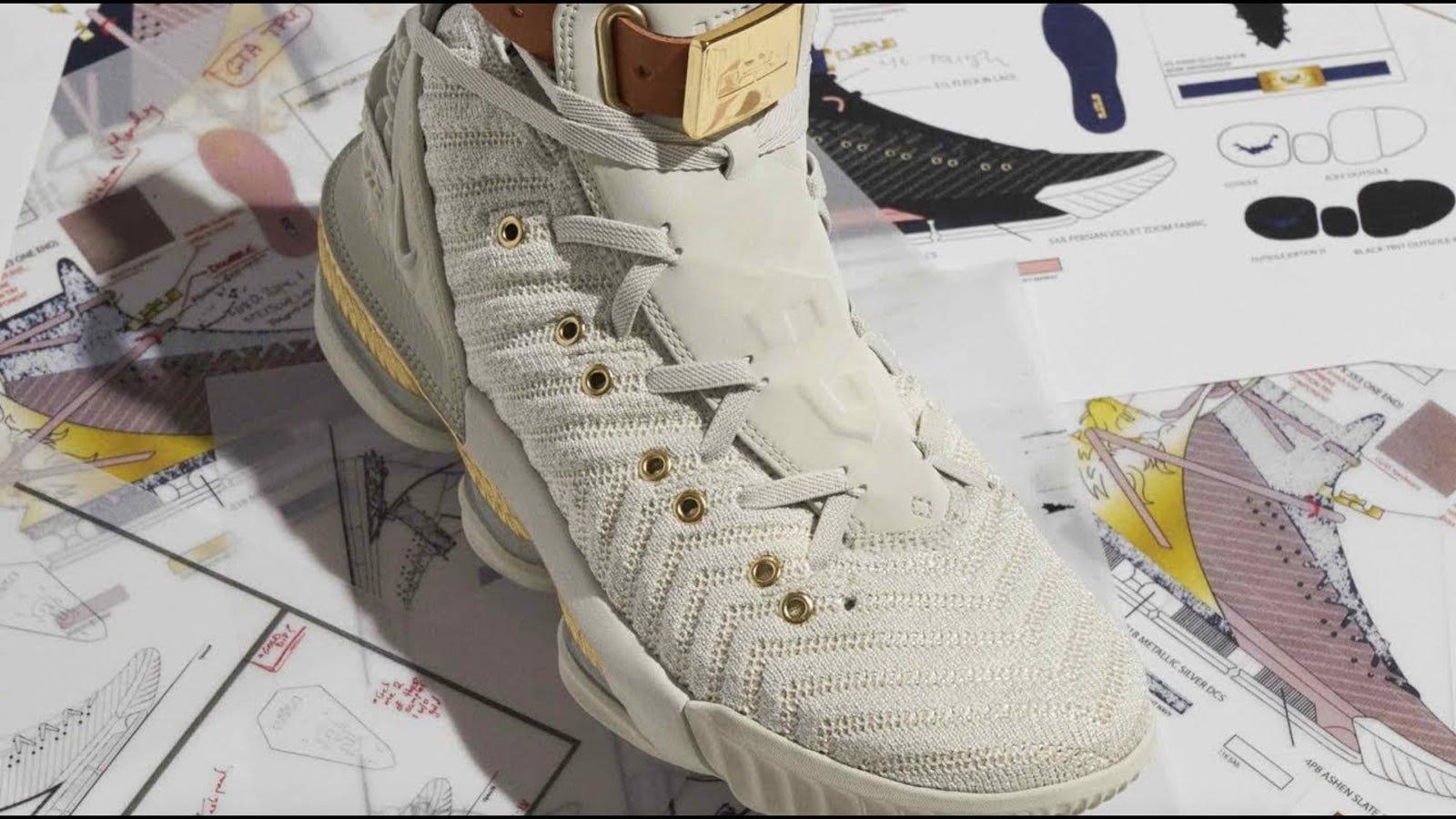 212ee31a4a80 Nike s HFR x LeBron 16 Is Black Female Designer-Fueled Dream