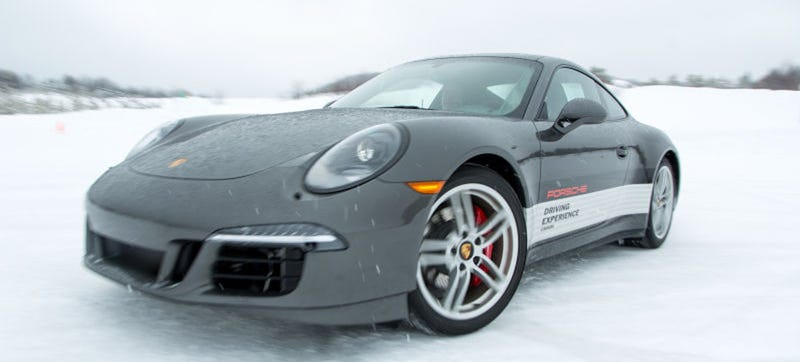 This could be you! Photo credit: Porsche
