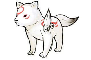 Illustration for article titled Okamiden Kicks Cuteness Up A Notch