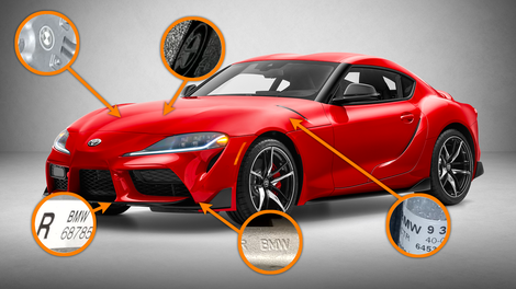 Decoding the New Toyota Supra's BMW Engine