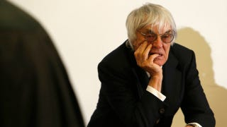 Illustration for article titled ​Bernie Ecclestone Doesn't Care About You If You're Not Old And Rich