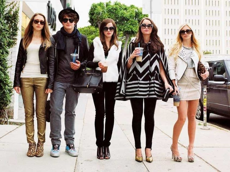 Illustration for article titled Anyone here saw the Bling Ring?