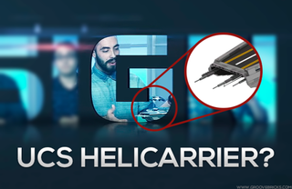 Illustration for article titled Did Lego leak the rumored SHIELD helicarrier?