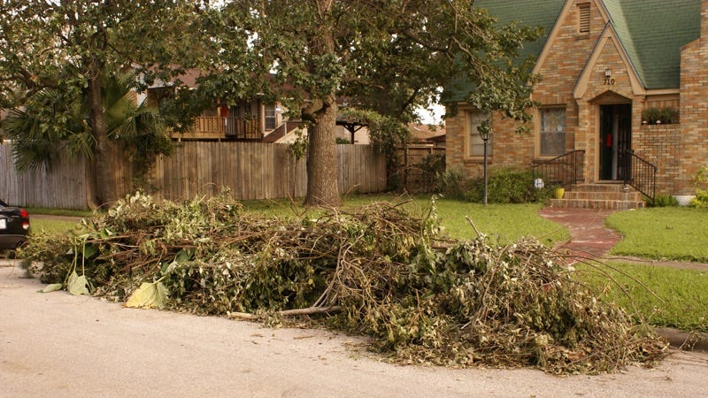 how to get rid of yard waste