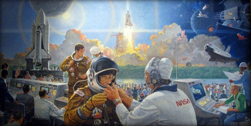 Illustration for article titled  Operation Avalanche Focuses On The CIA's Role In The Space Race