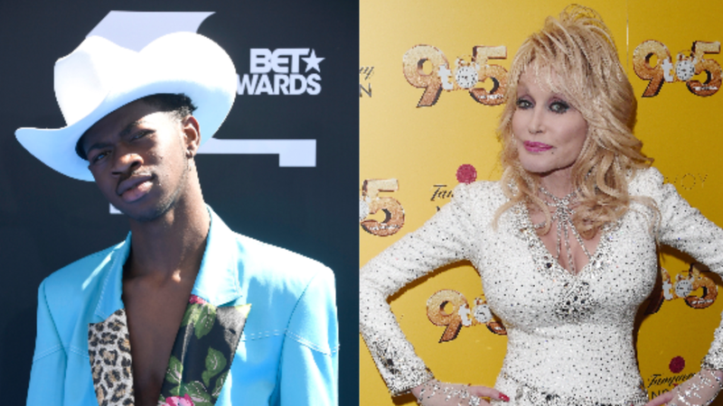 Lil Nas X May Add Dolly Parton to 'Old Town Road' Remix