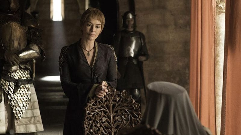 Illustration for article titled There was a deleted Game of Thrones scene clarifying Cersei's pregnancy situation