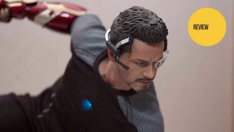 Illustration for article titled Even Tony Stark Toys Have Cool, Uh, Toys