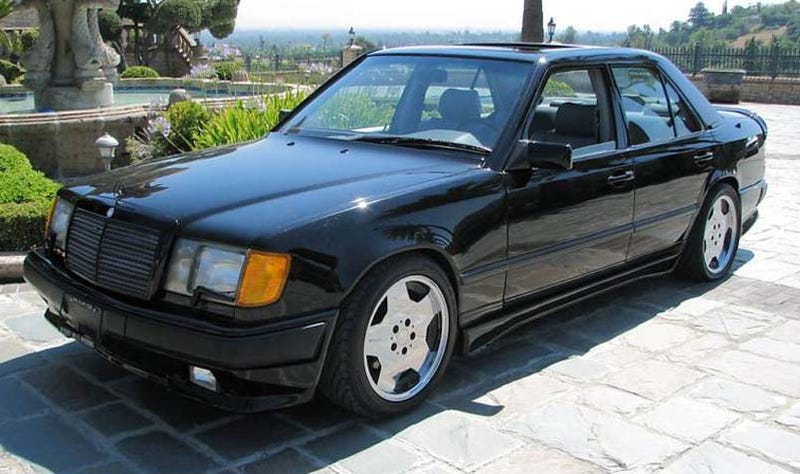 Nice Price Or Crack Pipe: $57,500 For A 20,000-Mile 1987 AMG