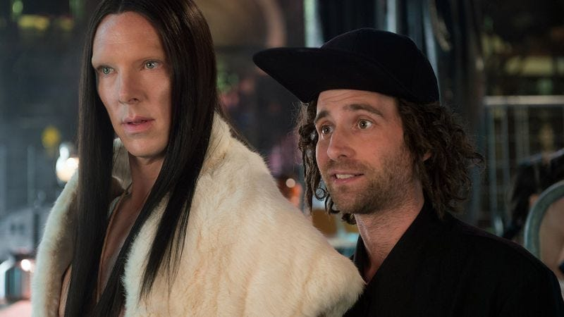 Illustration for article titled The Razzies assert their continued relevance by making fun of Zoolander 2