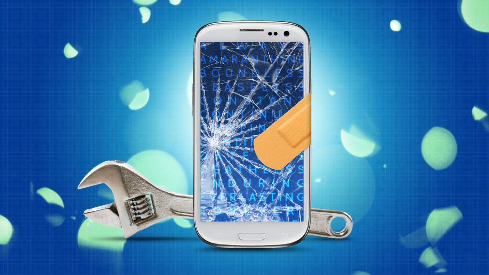 Top 10 Diy Repairs And Upgrades To Make Your Smartphone Last Forever Mobile Short Circuit Repair Tip