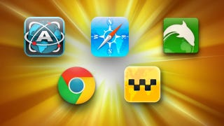 Illustration for article titled Five Best iOS Web Browsers