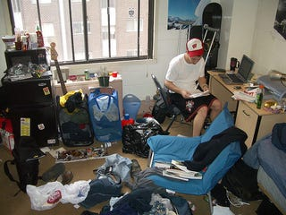 Noisy Messy Dirty Teens 121
