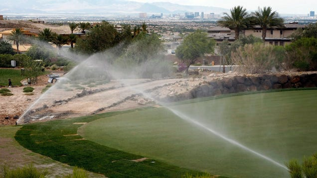 Nevada Takes a Baby Step Toward Banning Lawns