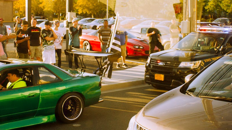 The Most Ticketed Car Show In America Was Even Crazier The Year