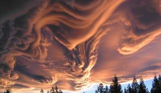 Illustration for article titled 19 nubes en formación: imágenes lisérgicas para explicar sus variantes