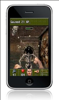 Illustration for article titled Doom 2 and Wolfenstein RPGs May Be Heading to the iPhone