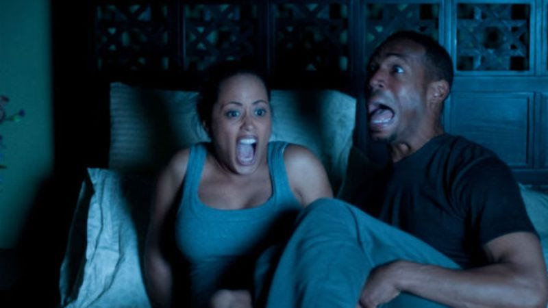 Illustration for article titled Marlon Wayans continues the fight for art over cynical cash-grabs by confirming A Haunted House sequel