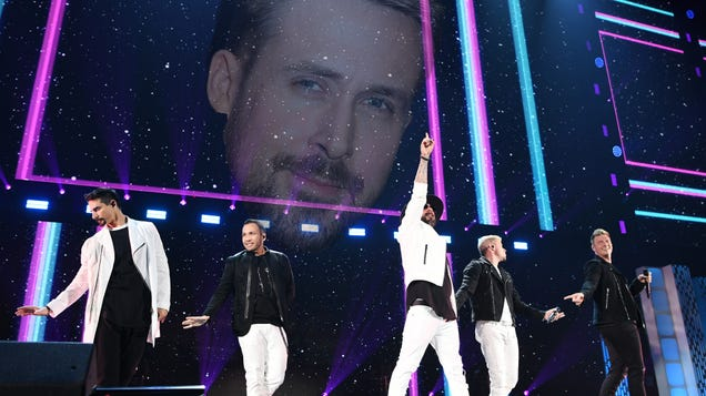 No, Ryan Gosling was not almost a member of the Backstreet Boys