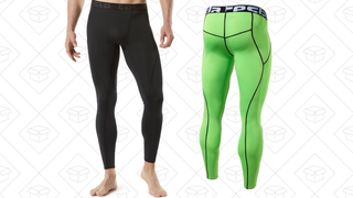 Leggings para el gimnasio   $12   Amazon