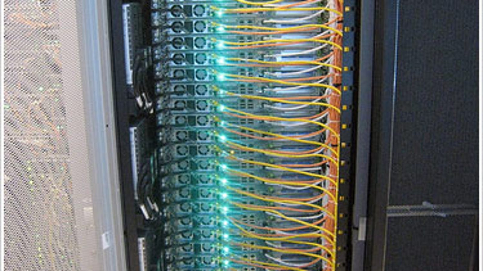 Data Center Cabling Masterpieces