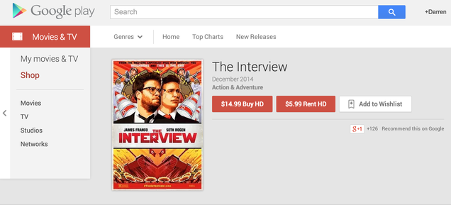 El día en que Corea del Norte cambió para siempre el negocio del cine